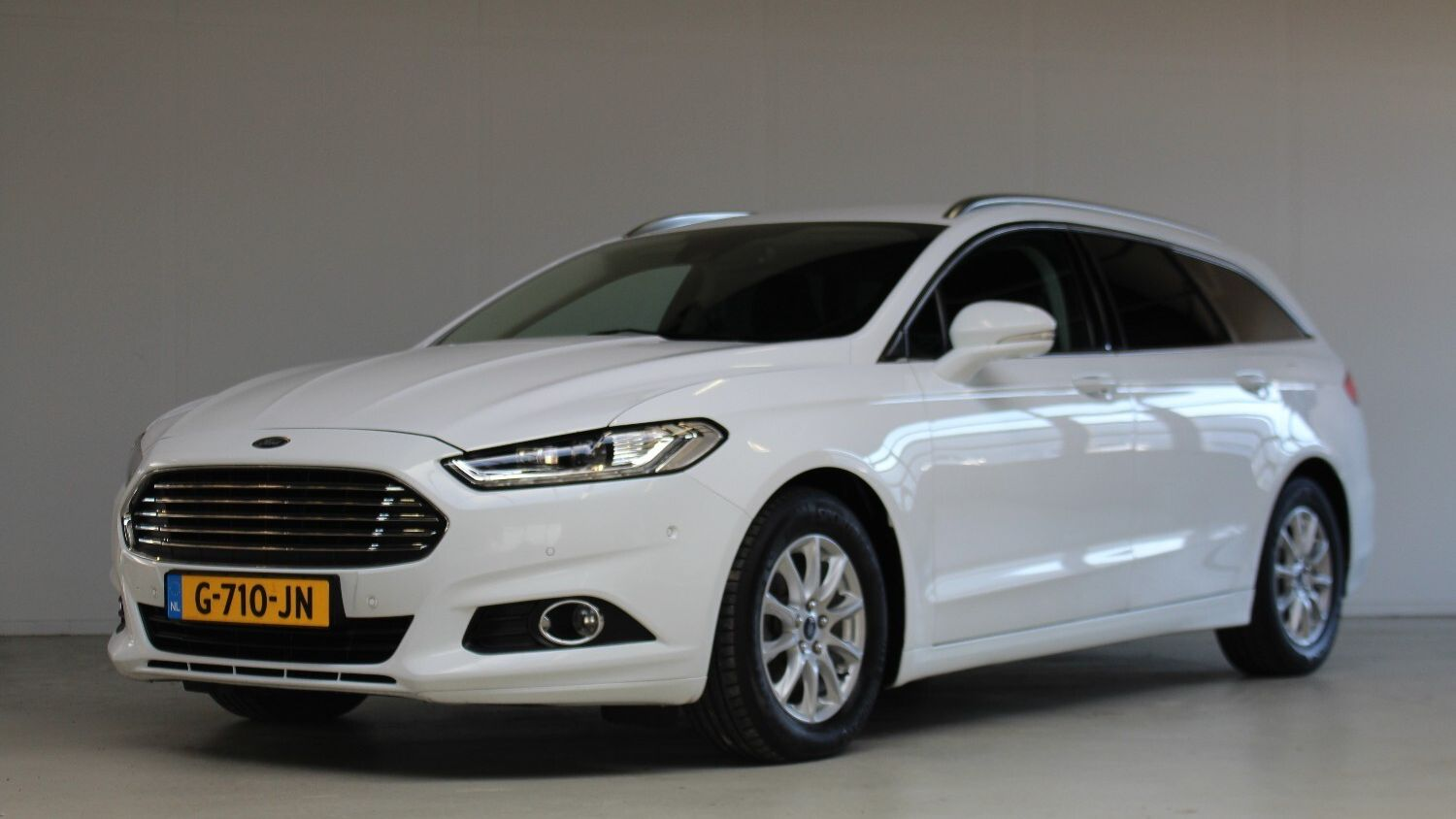 Ford Mondeo Station 2016 G-710-JN 1