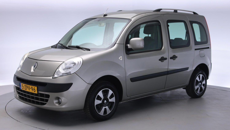 Renault Kangoo MPV 2010 5-ZPV-96 1
