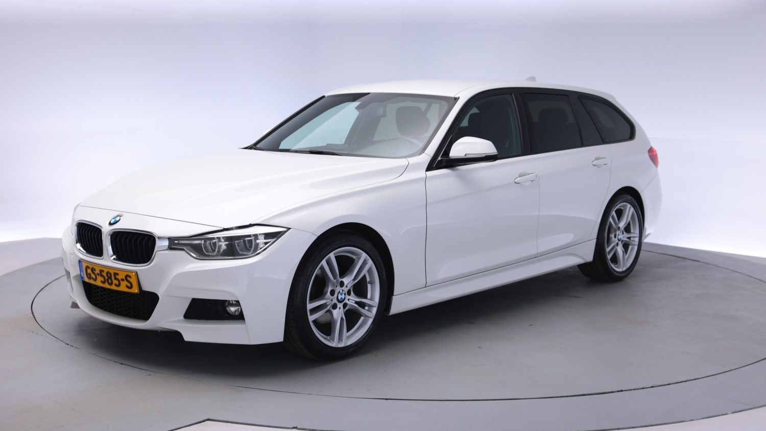 BMW 3-serie Station 2015 GS-585-S 1