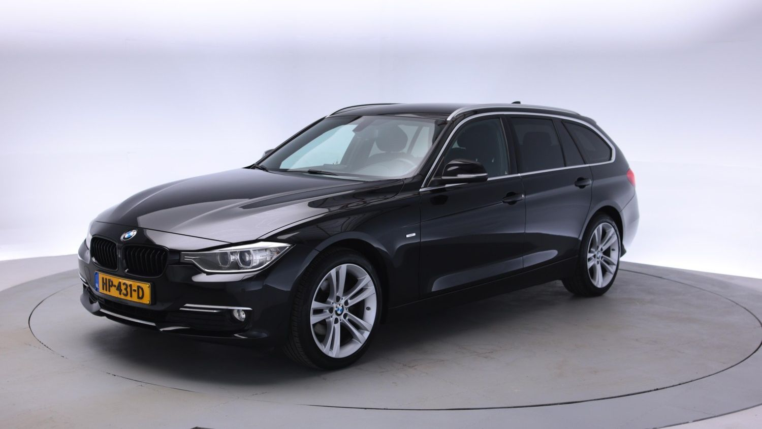 BMW 3-serie Station 2015 HP-431-D 1