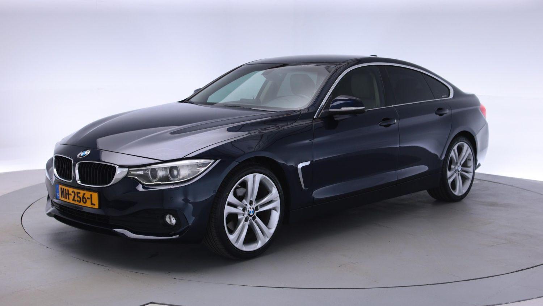 BMW 4-serie Hatchback 2015 NH-256-L 1